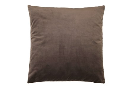 Accent Pillow-Monaco Toffee 22X22 By Nate Berkus and Jeremiah Brent - Main