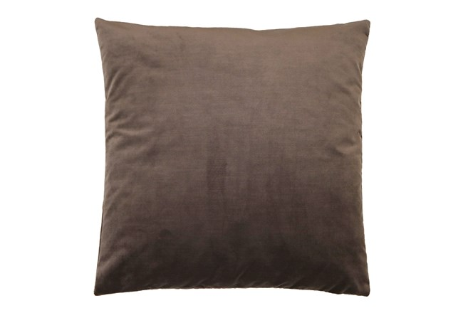 Accent Pillow-Monaco Toffee 22X22 By Nate Berkus and Jeremiah Brent - 360