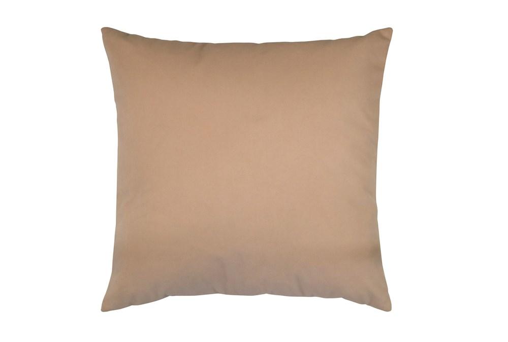Accent Pillow-Mod Velvet Blush 22X22 By Nate Berkus and Jeremiah Brent