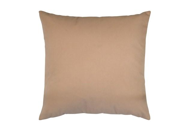 Accent Pillow-Mod Velvet Blush 22X22 By Nate Berkus and Jeremiah Brent - 360