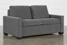 Mackenzie Charcoal Full Sofa Sleeper