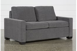 Mackenzie Charcoal Full Sofa Sleeper