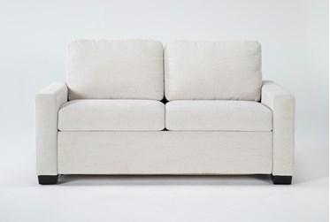 """Mackenzie Pearl 68"""" Full Sofa Sleeper"""