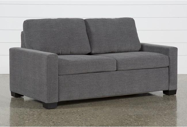 Mackenzie Charcoal Queen Sofa Sleeper - 360