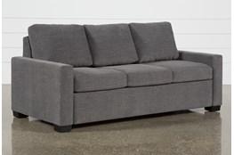 Mackenzie Charcoal Queen Plus Sofa Sleeper