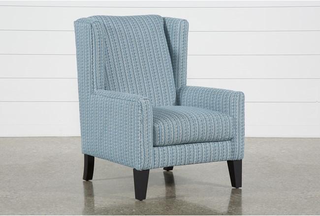 Josephine Marine Accent Chair - 360