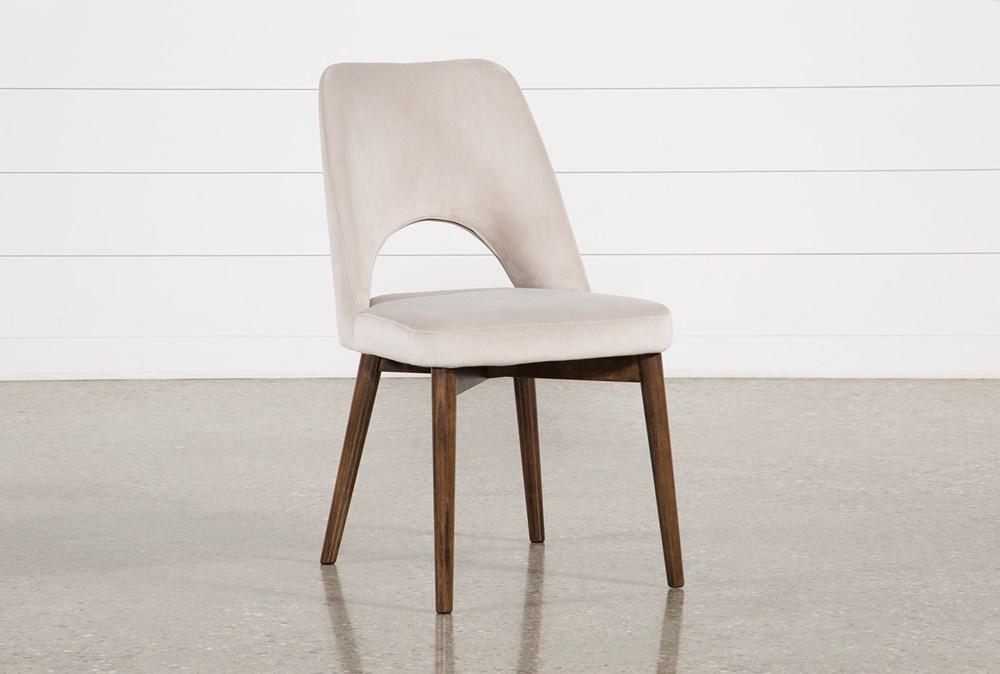 Zuma Grey Side Chair