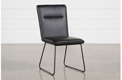 Kylie Black Dining Side Chair