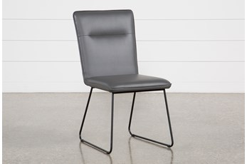 Kylie Grey Dining Side Chair