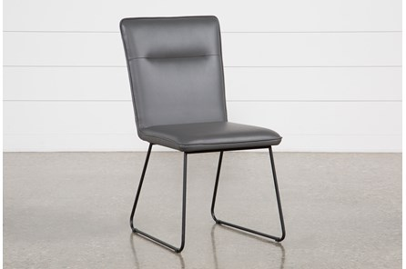 Kylie Grey Side Chair