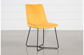 Sable Yellow Dining Side Chair