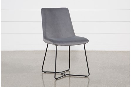 Sable Grey Side Chair