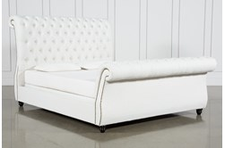 Calistoga California King Upholstered Sleigh Bed