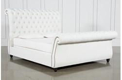 Calistoga Eastern King Upholstered Sleigh Bed