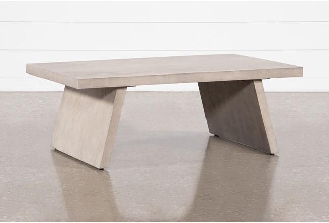 Zeke Coffee Table - 360