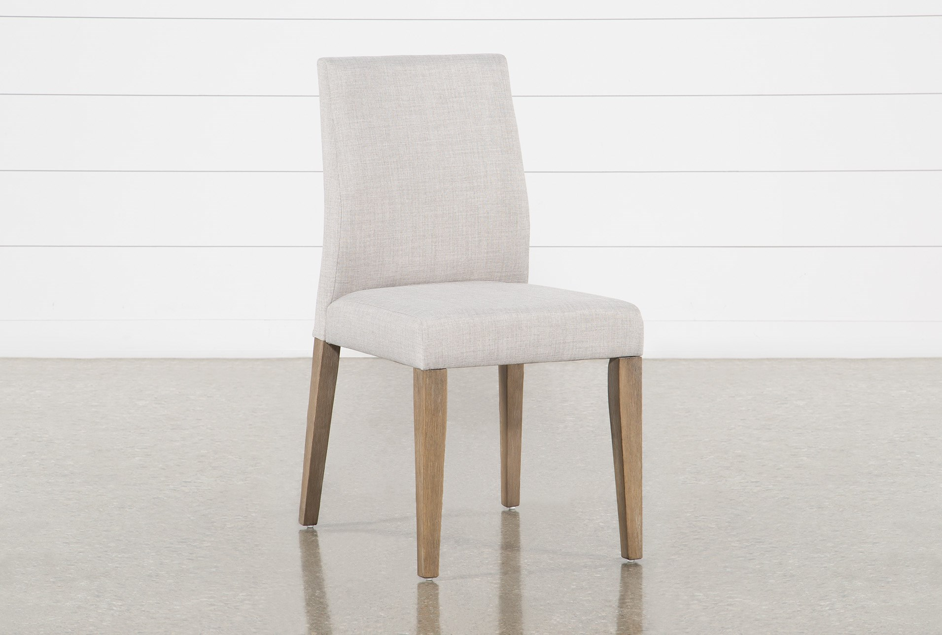 Lakeland Upholstered Dining Side Chair Living Spaces