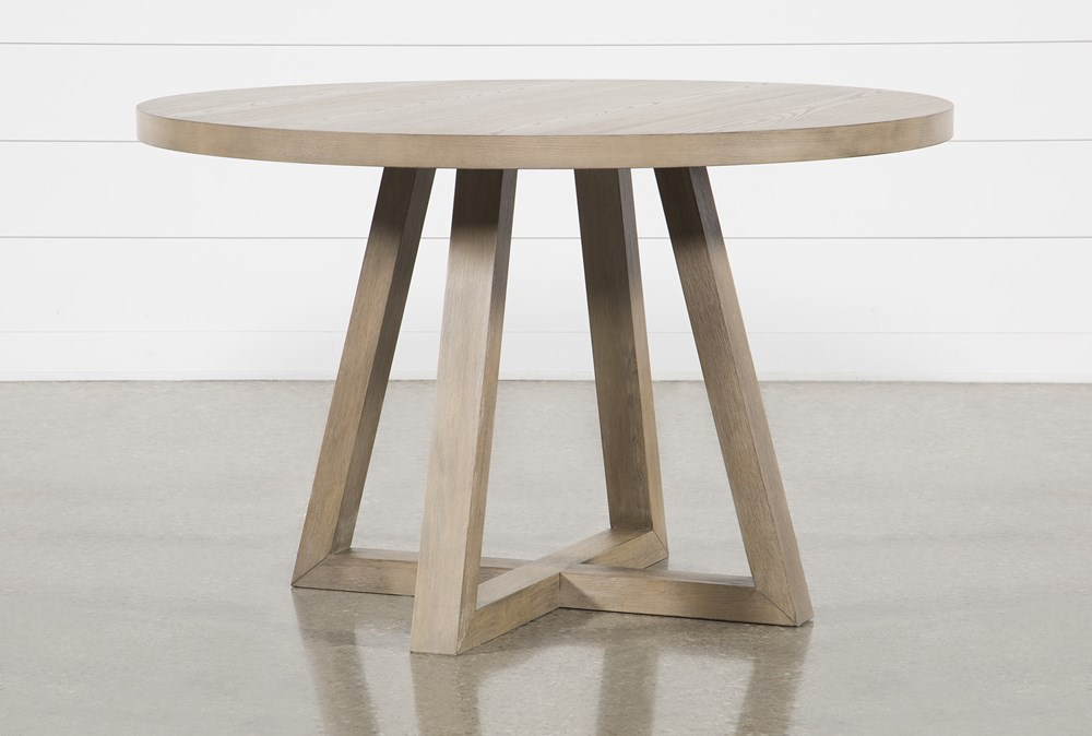 Lakeland Round Dining Table Living Spaces, Round Table Irvine