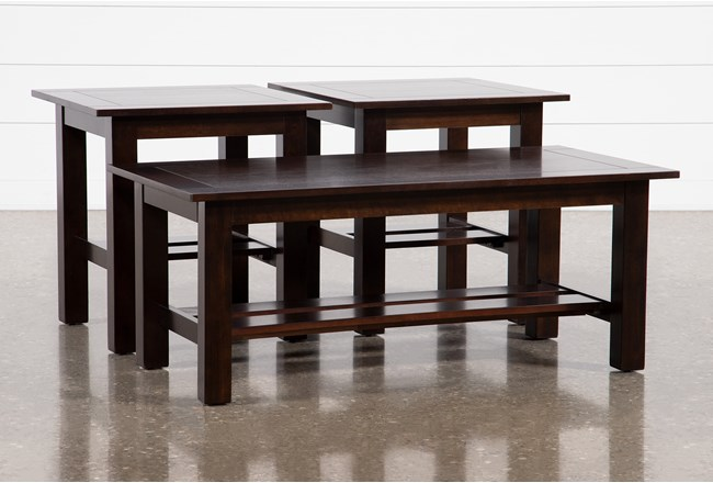 Naples 3 In 1 Pack Tables - 360