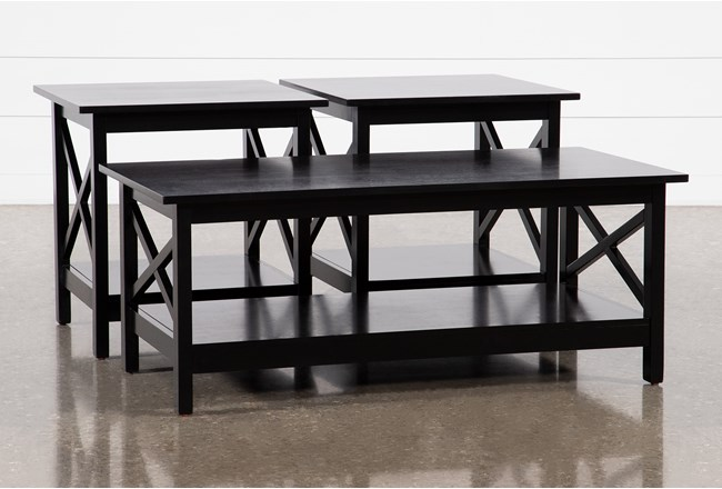 Xena 3 In 1 Pack Tables - 360