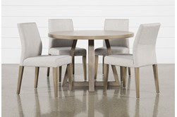 Lakeland Round 5 Piece Dining Set