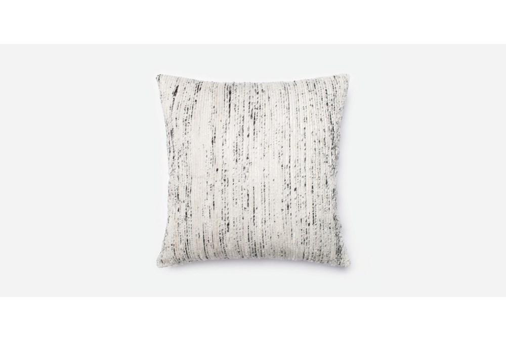 Accent Pillow-Silver/Multi Saree 20X20