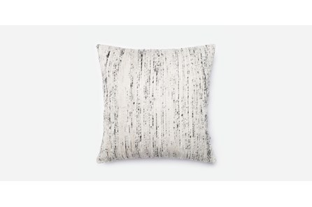 Accent Pillow-Silver/Multi Saree 20X20