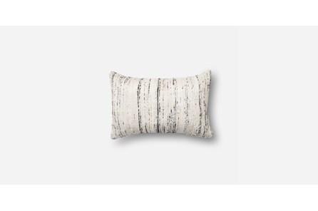 Accent Pillow-Silver/Multi Saree 12X20