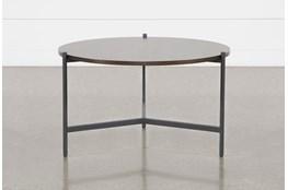 Alpine Round Coffee Table