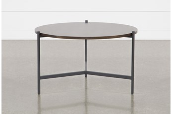 Alpine Round Coffee Table