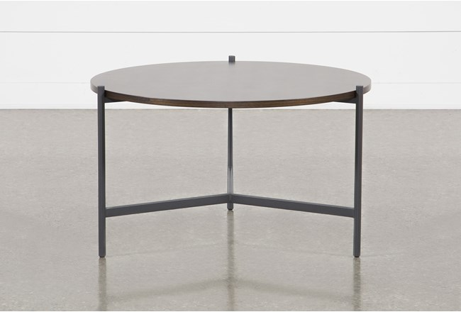 Alpine Round Coffee Table - 360