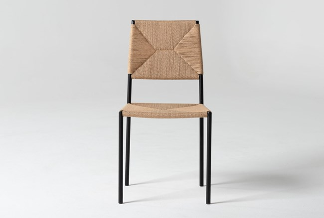 Rattan Dining Side Chair - 360