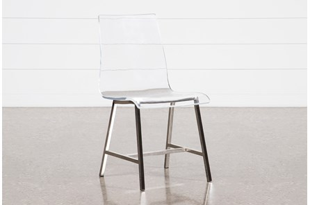 Acrylic Side Chair
