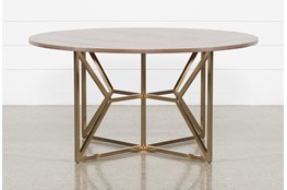 Trina Round Dining Table
