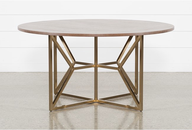 Trina Round Dining Table - 360