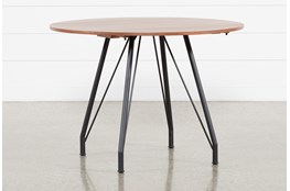 Vine Drop Down Leaf Dining Table