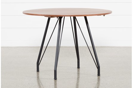 Vine Drop Down Leaf Dining Table - Main