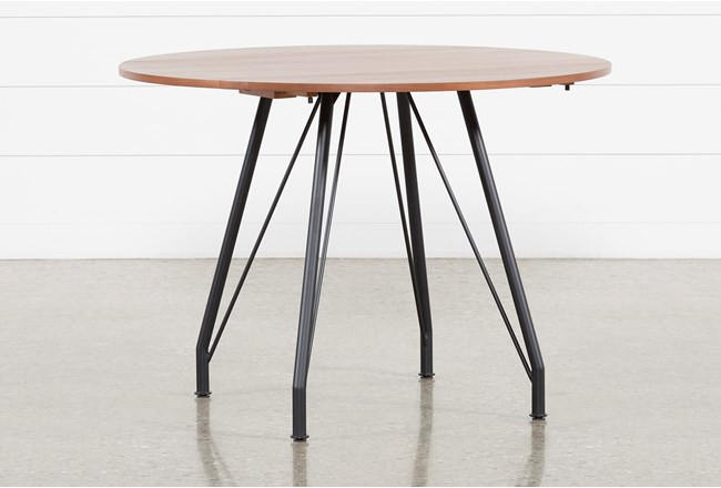 Vine Drop Down Leaf Dining Table - 360
