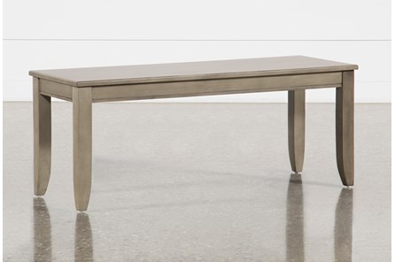 Rancho Grey Bench - Main