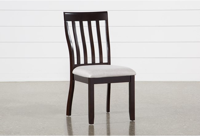 Rancho Brown Dining Side Chair - 360