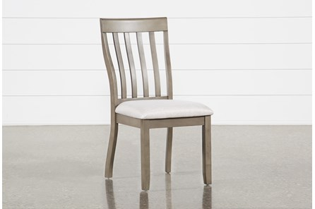 Rancho Grey Side Chair - Main