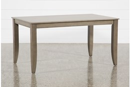 Rancho Grey Rectangle Dining Table