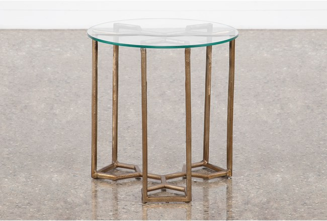 Baldwin Accent Table - 360