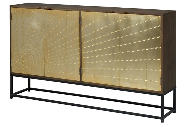 Solar Refinement Sideboard On Stand - 360