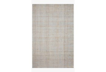 """2'3""""x3'7"""" Rug-Magnolia Home Crew Light Blue By Joanna Gaines"""