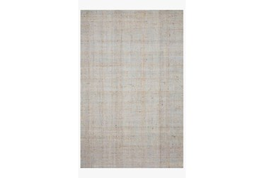 """3'5""""x5'5"""" Rug-Magnolia Home Crew Light Blue By Joanna Gaines"""
