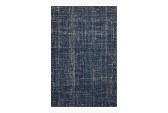 """3'5""""x5'5"""" Rug-Magnolia Home Crew Navy By Joanna Gaines"""