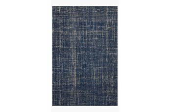 60X90 Rug-Magnolia Home Crew Navy By Joanna Gaines