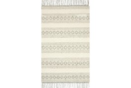 """2'3""""x3'7"""" Rug-Magnolia Home Holloway Grey/Ivory By Joanna Gaines"""
