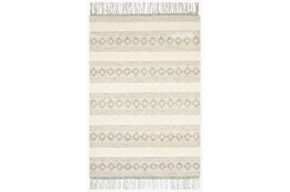 93X117 Rug-Magnolia Home Holloway Grey/Ivory By Joanna Gaines