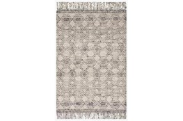93X117 Rug-Magnolia Home Holloway Grey By Joanna Gaines